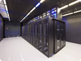 Western IT cooling in datacentre